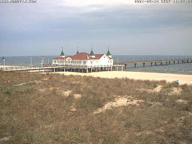Seebad Ahlbeck Germany  city pictures gallery : Webcam Preview : Webcam : Germany Seebad Ahlbeck